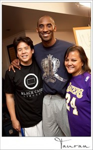 Lotay, Kobe, and Gina